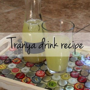Star Trek drink recipe: tranya