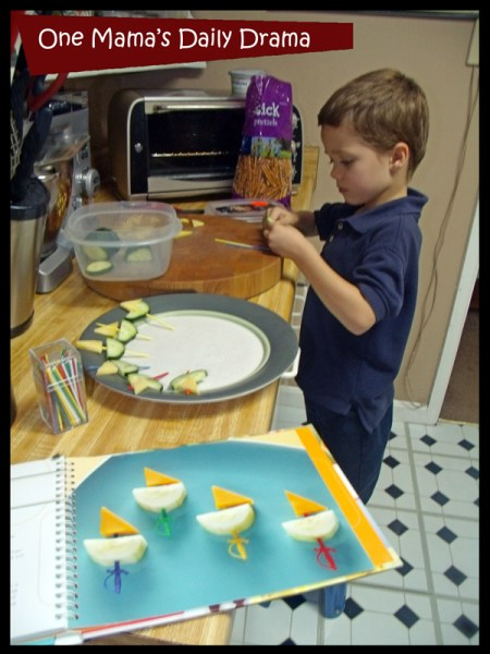 picky kids cooking