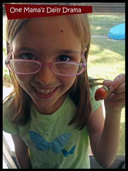 picky kids grow veggies