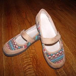 Orthaheel slipper shoe review by OneMamasDailyDrama.com