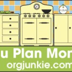 Menu Plan: March 23-29