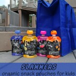 Slammers: organic snacks for kids
