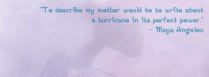 Mother's Day quotes for desktops & Facebook