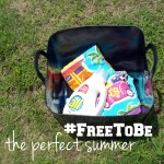 Free to be the perfect summer with all free clear