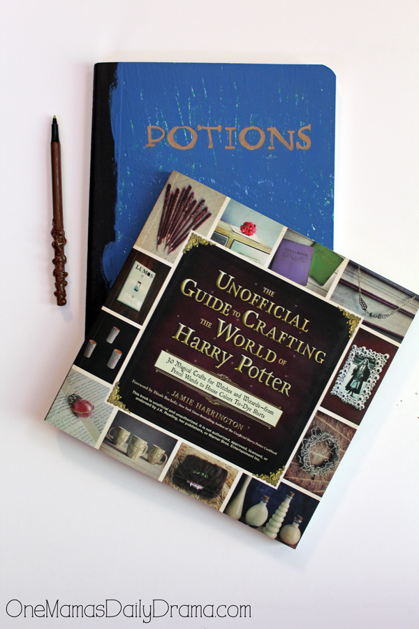 New Harry Potter Craft Book Crafting The World Of Harry Potter