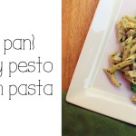 One pan creamy pesto chicken pasta