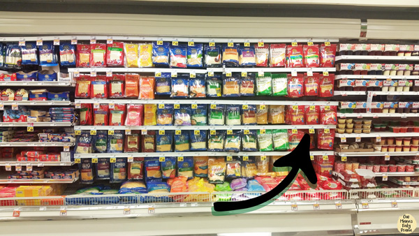 Look for Borden® Cheese at Fiesta Mart in DFW.