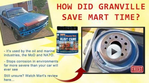 Rust cure
