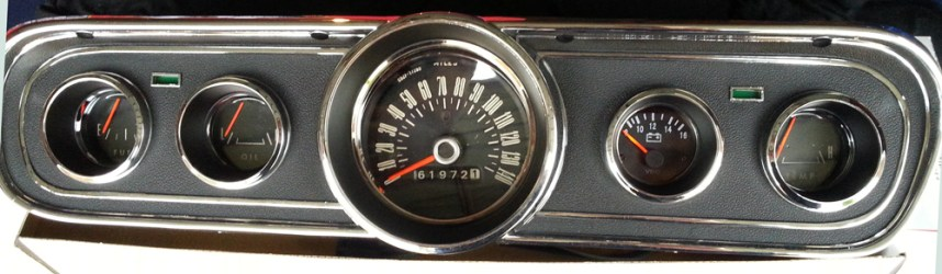 completed dash