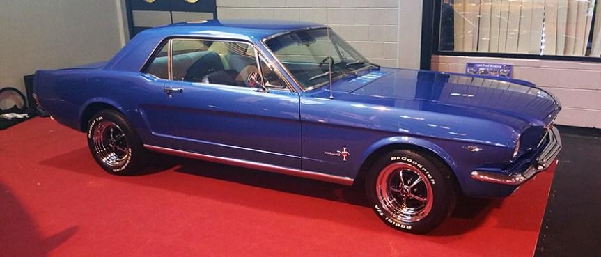 My Classic Car Debut