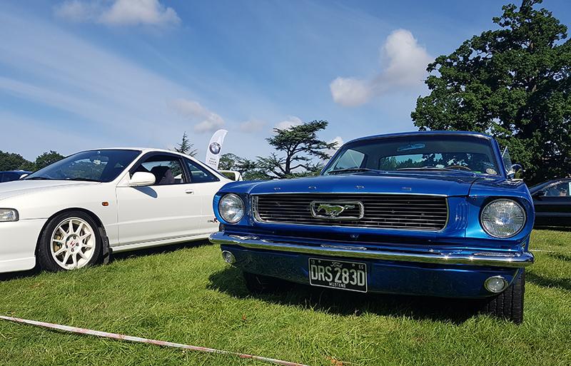 Helmingham Hall Car Show 2017 (Part 1)