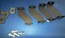 Mounting pack parts