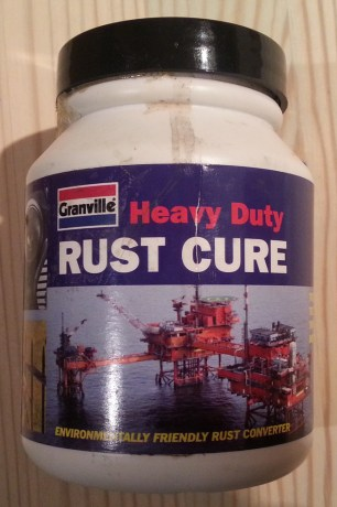Rust Cure front