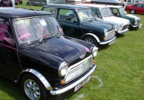 Mini - one was owned by a lady!