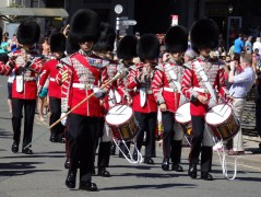 changing of the Windsor Guards