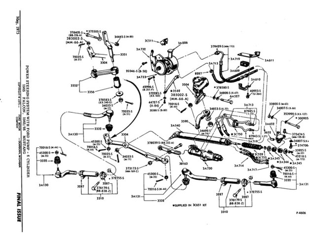 Steering & Suspension Diagrams | One man and his Mustang
