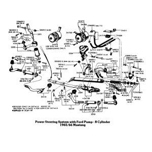 Steering & Suspension Diagrams   One man and his Mustang