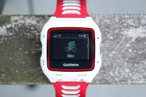 Garmin Forerunner 920XT Cycling mode
