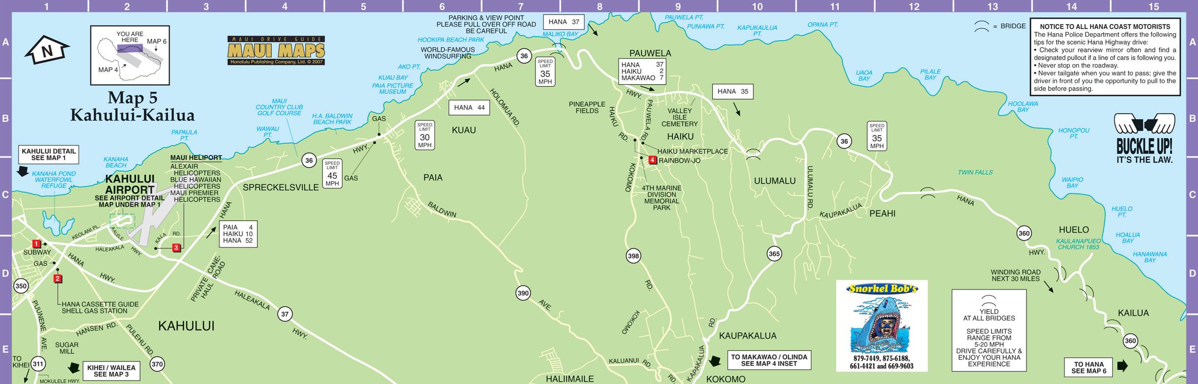 Maui and the Road to Hana