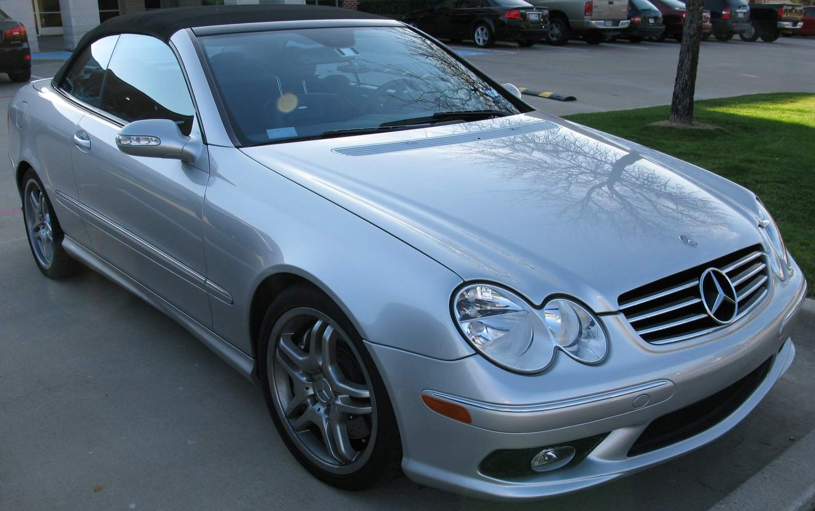 John P Gets A Mercedes Amg Clk55 Convertible And Loves It