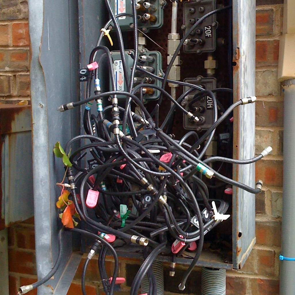 Why Your Cable TV Signal is ! Wiring Cable Tv on
