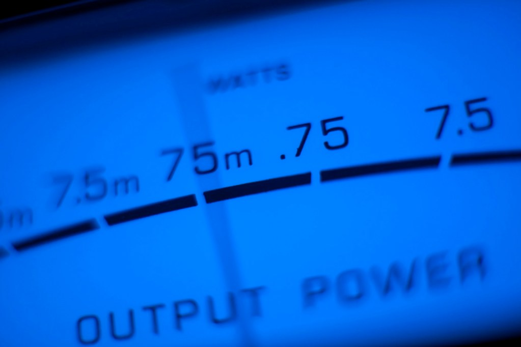 McIntosh Power Meter