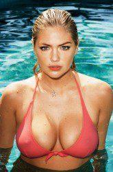 Kate Upton's Nipples