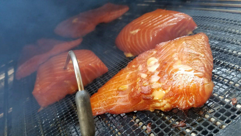 Rec Tec Pellet Grill Smoked Salmon Recipe