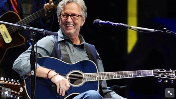 Eric Clapton Martin OM-ECHF Navy Blues