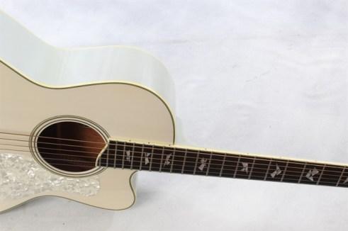 Collings C10 DLX Custom cut