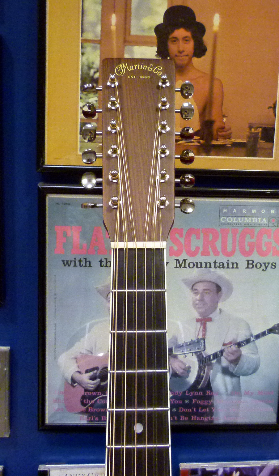 Martin D12-35 50th Photo Gallery | One Man's Guitar