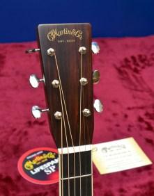 Martin CS Bluegrass 05 head M