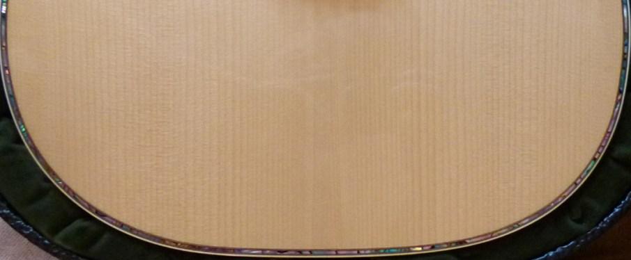 Martin 000-42 conversion spruce pearl