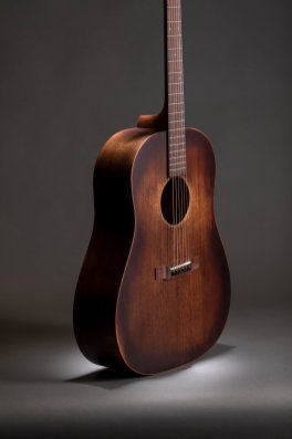 Martin D-15M StreetMaster Glam front