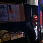 Rough Rider Whisky's Richard Stabile at Whiskyfest 2013