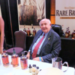Jimmy Russell of Wild Turkey Whiskyfest 2013