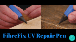 Never a Bigger Klutz There Was! - FibreFix UV Repair Pen - Review