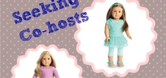 ISO Cohosts $100 American Girl Gift Cards – Blogger Opp