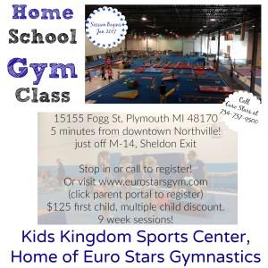 home-school-gym-class
