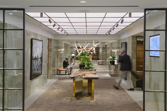 Image result for cathay pacific pier first class lounge