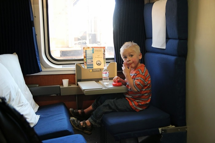 New Amtrak Guest Rewards Program Revealed One Mile At A Time