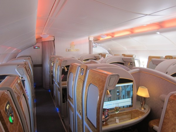 Great Emirates First Class Fares From North America! | One ...