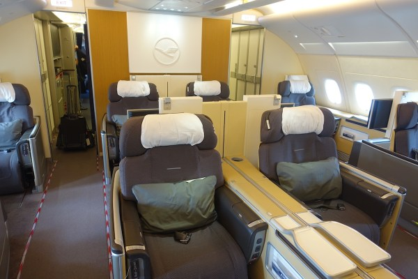 Lufthansa A380 First Class In 10 Pictures | One Mile at a Time