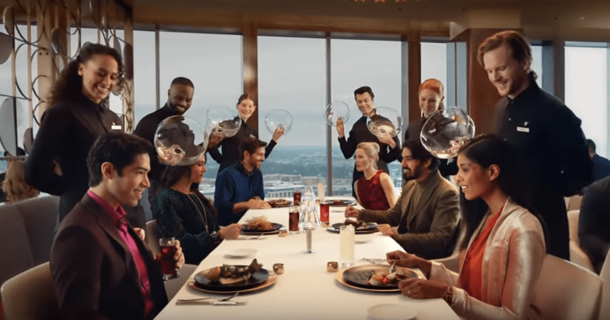 Marriott Bonvoy S First Commercial Debuts During Oscars