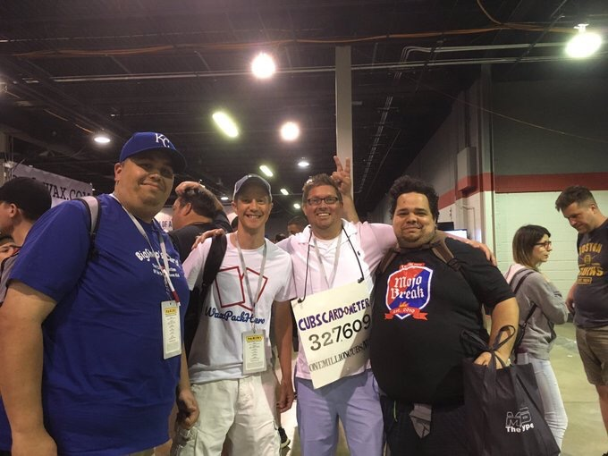 Tips for the National Sports Collectors Convention with Big Shep, Wax Pack Hero, and Junk Wax Twins
