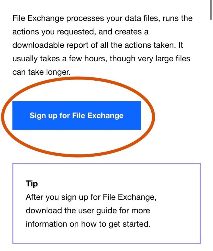 Bulk Listing Using Ebay File Exchange