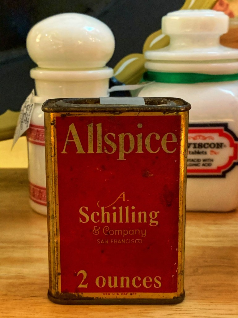 Allspice:  An Afternoon of Antiques in Snohomish, Washington
