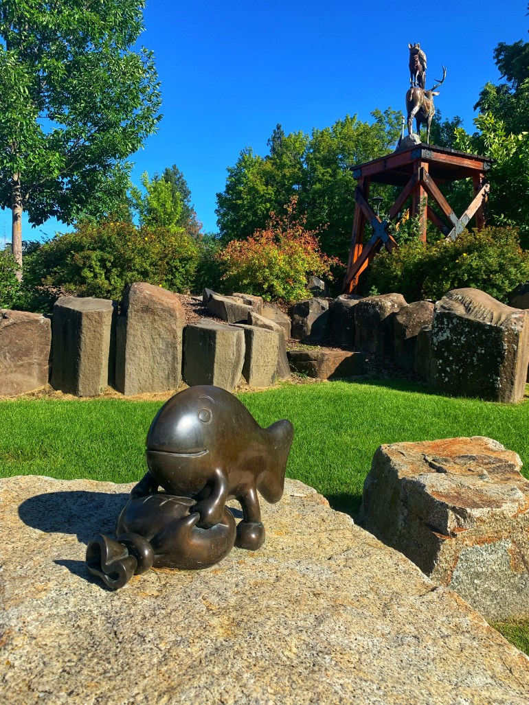 Art in Spokane, Washington