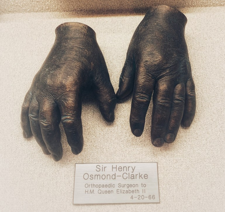 Sir Henry Osmond-Clarke: The Hand Collection at the Baylor University Medical Center in Dallas, Texas