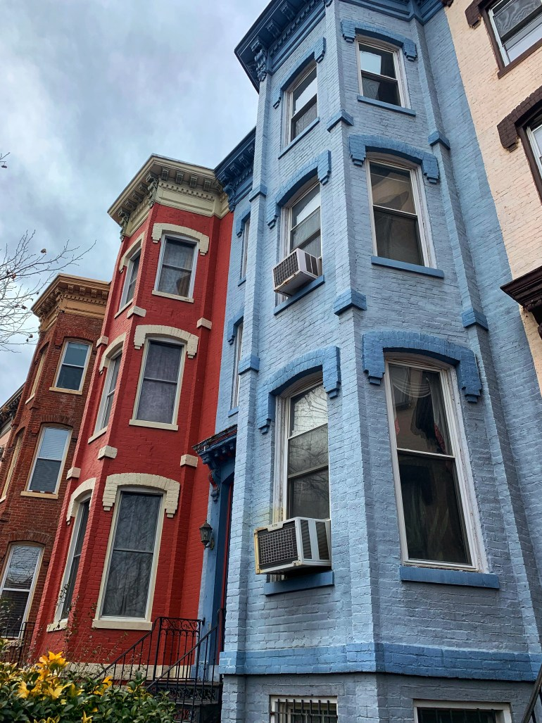 Street Photography of Washington DC in March 2019